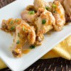 Crispy Baked Pineapple Chicken Wings