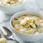Chicken Pot Pie Soup + $700 Amazon Gift Card Giveaway